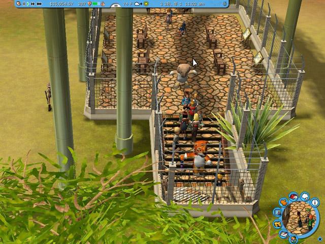 过山车大亨3水上乐园野生动物园过山车大亨3水上乐园野生动物园中文版下载攻略秘籍