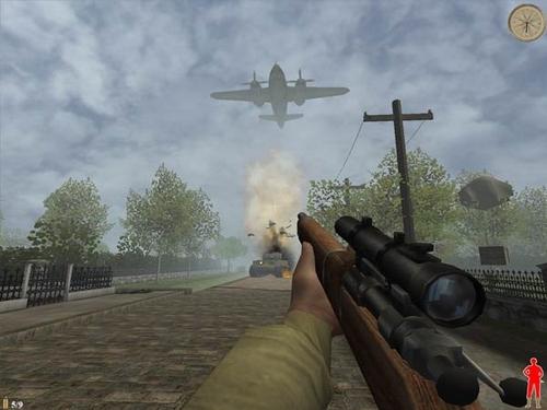 二战狙击手图片