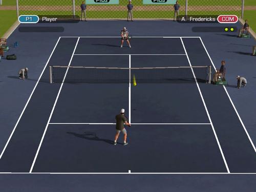斐乐杯网球巡回赛斐乐杯网球巡回赛下载斐乐杯网球巡回赛攻略