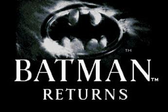 蝙蝠侠重现江湖