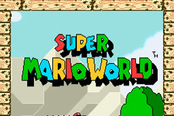 超级马里奥世界