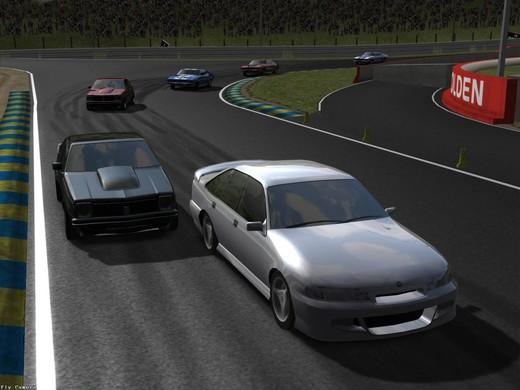极限飚车专业版图片