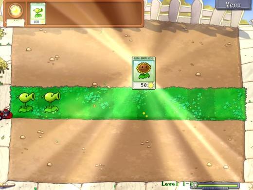 植物大战僵尸之隐形僵尸版图片