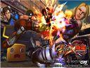 街头霸王X铁拳——妹子们之间的战争人兽