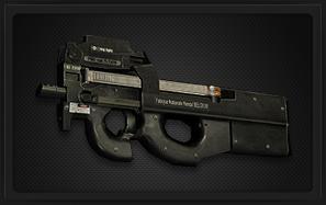 FN P90冲锋枪