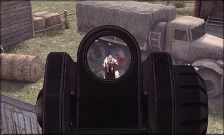 实装机械瞄准