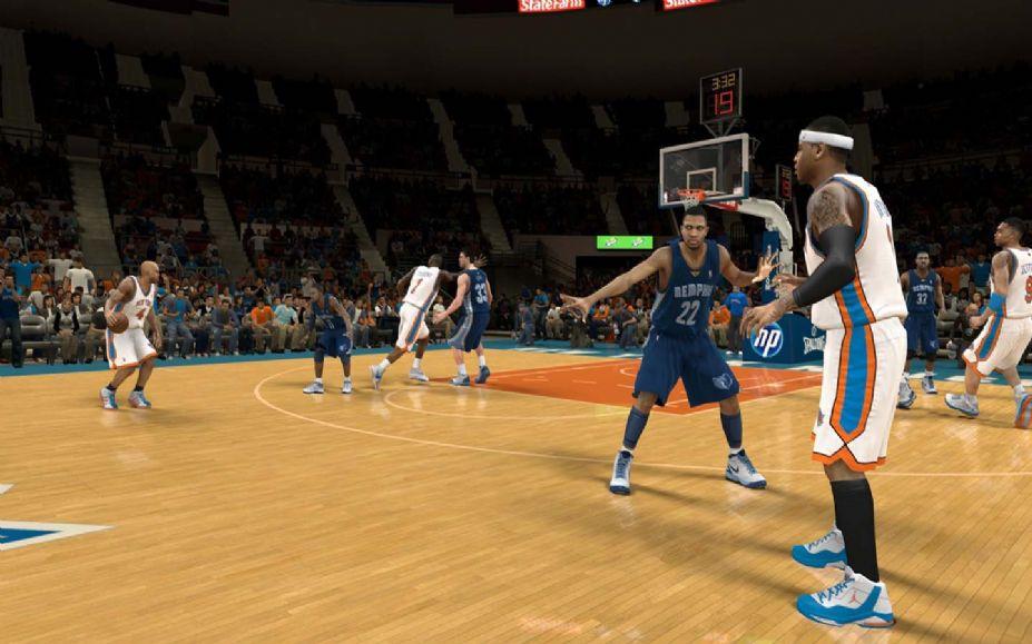 NBA 2K13图片