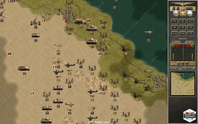装甲军团非洲雄师装甲军团非洲雄师中文版下载攻略秘籍