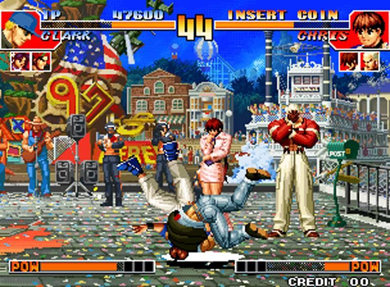 拳皇97Kof97拳皇97游戏下载拳皇97出招表