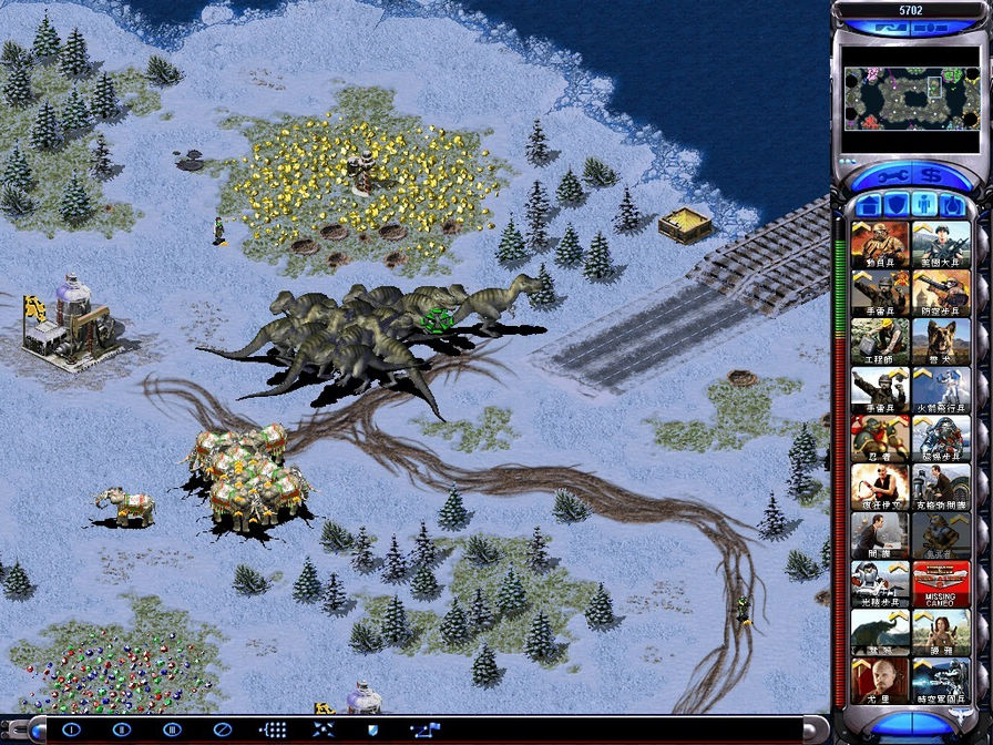 红色警戒2:兵临城下图片