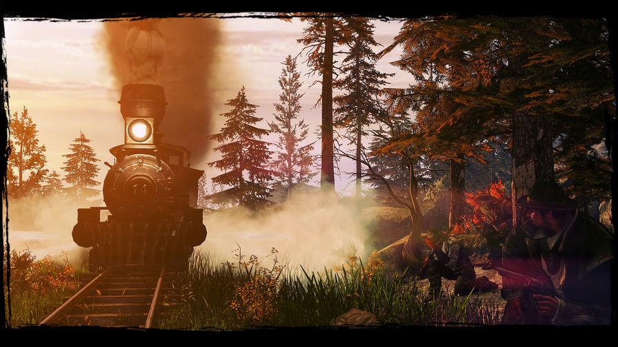 狂野西部:枪手图片