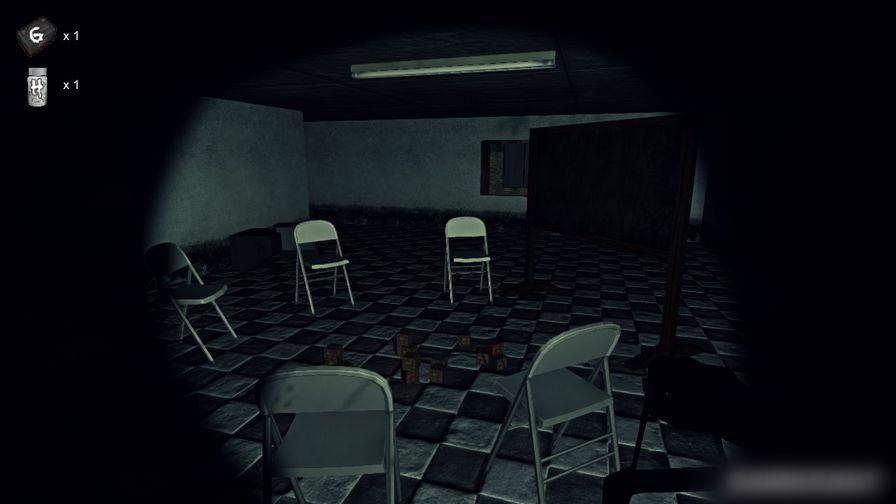 黑水镇的诅咒图片