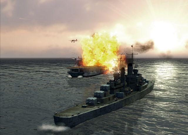 中途岛之战:太平洋图片