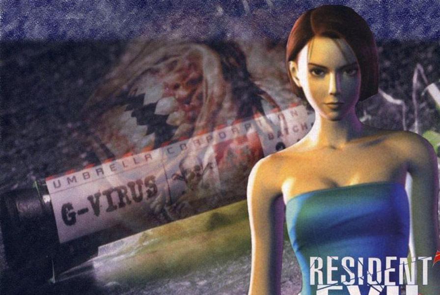 生化危机3:复仇女神图片