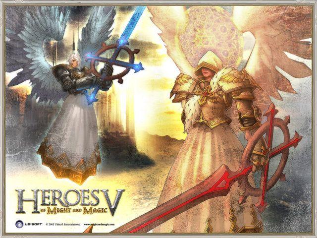 魔法门之英雄无敌5:命运之锤图片