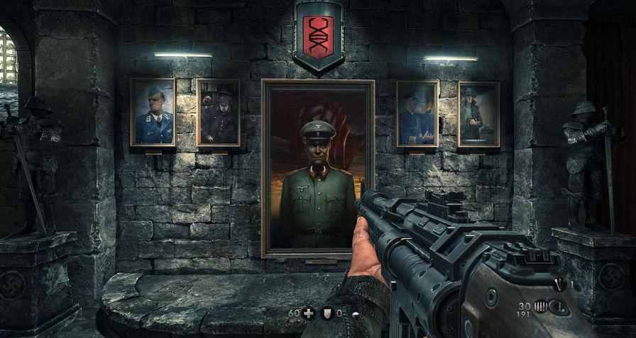 德军总部:新秩序图片