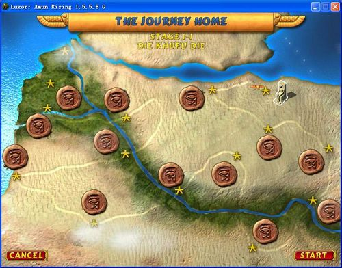 埃及祖玛图片