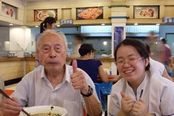 106岁浙大教授爱玩电脑游戏 已经沉迷于连连看