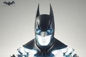 高端大气 《蝙蝠侠:阿甘起源》蝙蝠侠头部雕塑