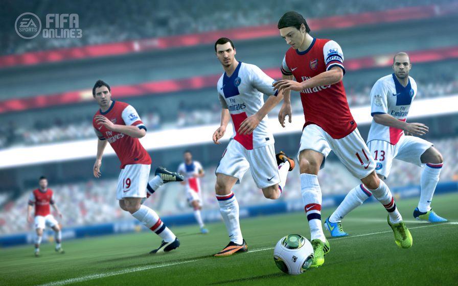 FIFA OL3图片