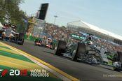 《F1 2015》主机分辨率公布 XB1这次又低人一等