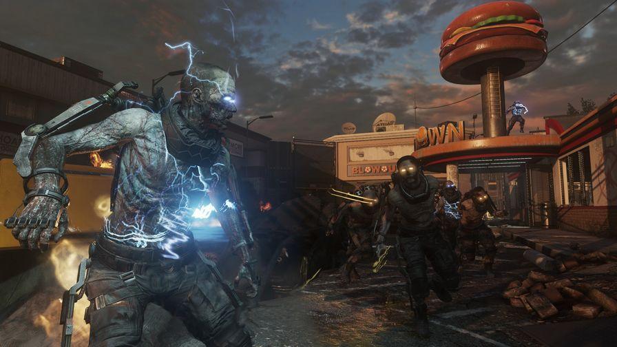 使命召唤:高级战争图片