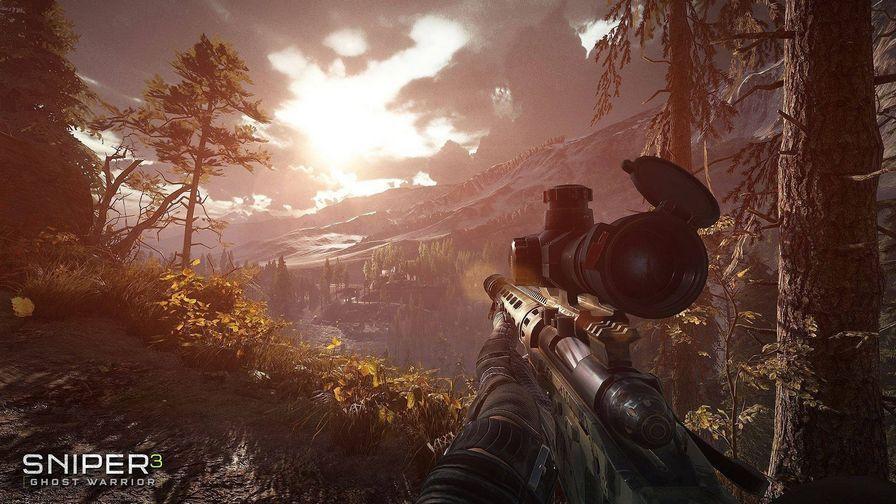 狙击手:幽灵战士3图片