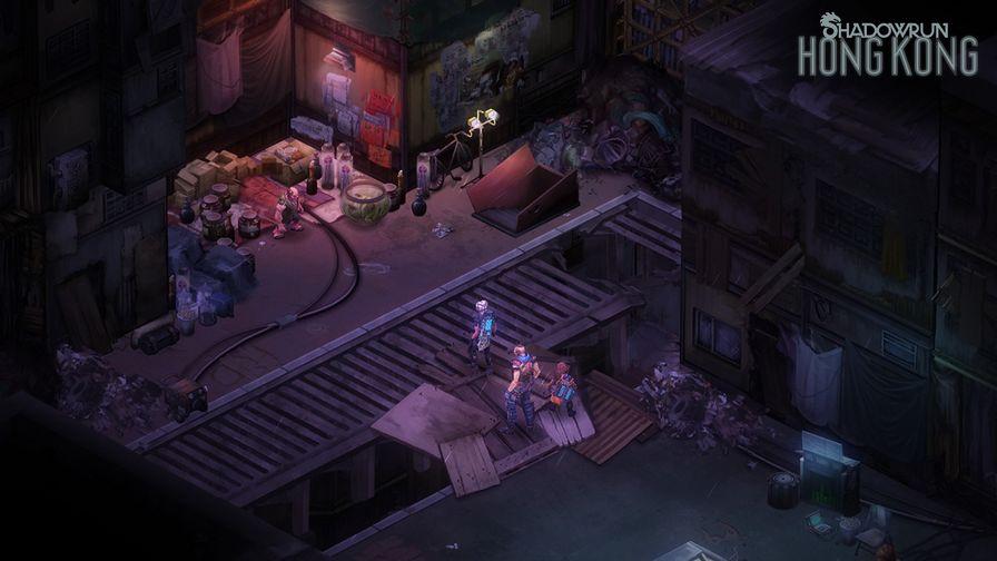 暗影狂奔:香港图片