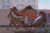 TGA 2015:骆驼海豚火烈鸟《模拟山羊》神秘DLC