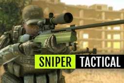 狙击战术图片