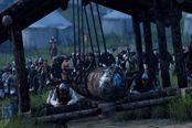 E3 2106:《骑马与砍杀2》新预告 攻城战震撼…