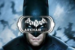 蝙蝠侠:阿卡姆VR图片