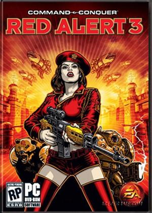 红色警戒3红警3红色警戒3中文版下载秘籍