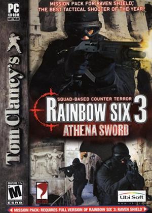 彩虹六号3雅典娜之剑彩虹六号3雅典娜之剑下载攻略秘籍