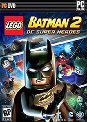 乐高蝙蝠侠2:超级英雄