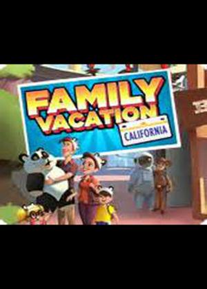 家庭度假:加利福尼亚
