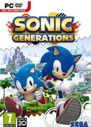 索尼克世代索尼克世代下载索尼克世代攻略秘籍SonicGenerations