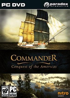 指挥官:征服美洲