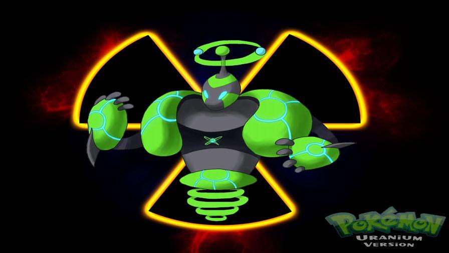 口袋妖怪:绿铀图片