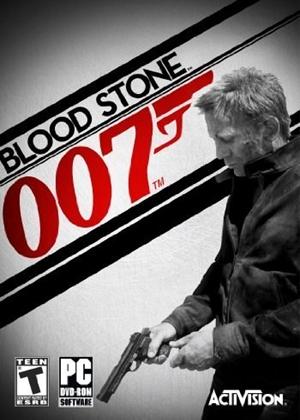 詹姆斯邦德血石詹姆斯邦德游戏007游戏