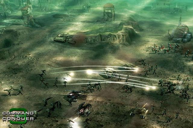 命令与征服命令与征服3命令与征服3泰伯利亚战争