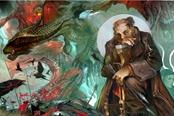 《龙腾世纪》美工概念画赏 未来科幻色彩很浓重