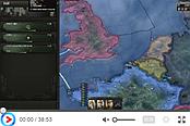 《钢铁雄心4》法国老兵难度打法解说视频攻略