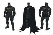 艺术家重新设计《蝙蝠侠》角色 战衣更具科技感
