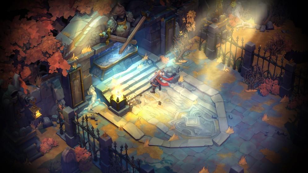 战神:夜袭图片