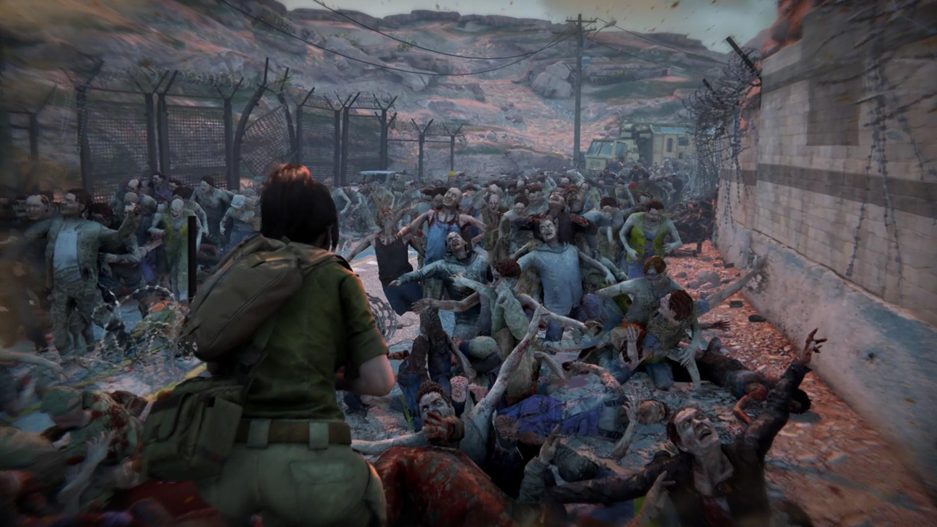 僵尸世界大战图片