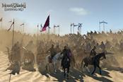 《骑马与砍杀2》单人战役演示 驰骋竞技场