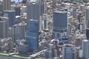 玩家用《我的世界》还原日本城市 以假乱真