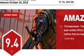 《王权的陨落》IGN 9.4分 近年来最好剧情RPG