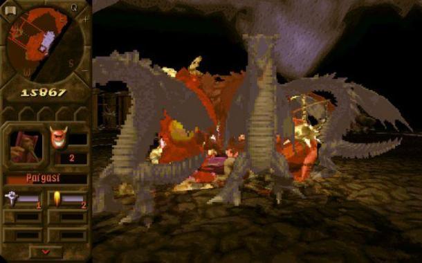 《地下城守护者》彩蛋被曝光 密集加班20年前就有了